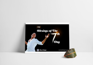 RCCG July Blessings